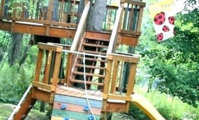 Backyard Playground Ideas Decor Its intended for 12 Genius Ways How to Makeover Playground Ideas For Backyard