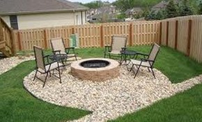 Backyard Quick And Easy Patio Ideas Pavers Lowes Diy Forts inside Simple Cheap Backyard Ideas