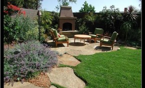 Backyard Small Corner Landscaping Remodel Back Yard Ideas On A intended for Backyard Corner Landscaping Ideas