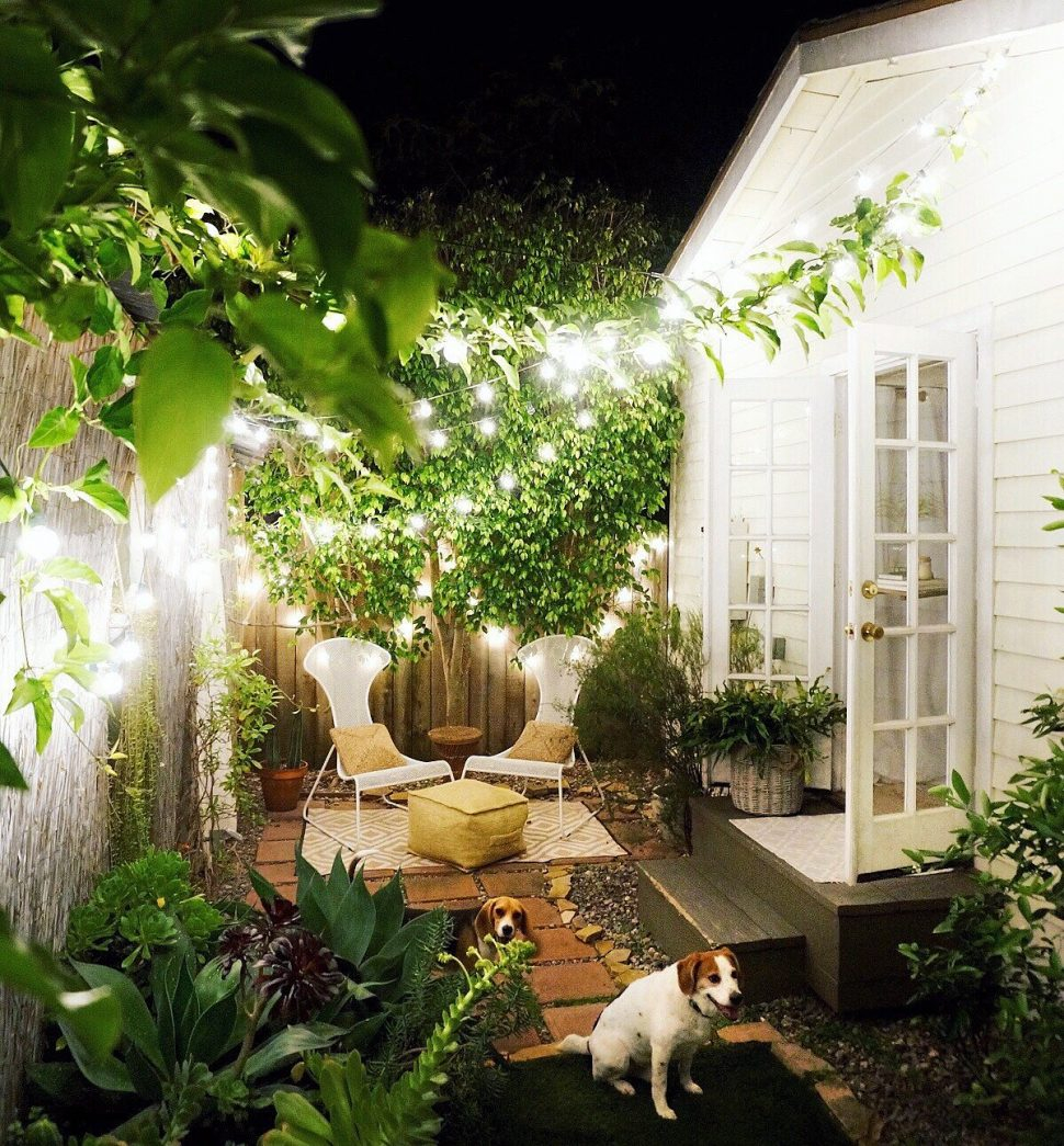 Backyard Small Ideas Narrow Landscaping Very Patio Side Yard inside 15 Smart Tricks of How to Build Apartment Backyard Ideas