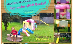 Cheap Outdoor Play Area Inexpensive Playground Best within Backyard Ideas For Toddlers