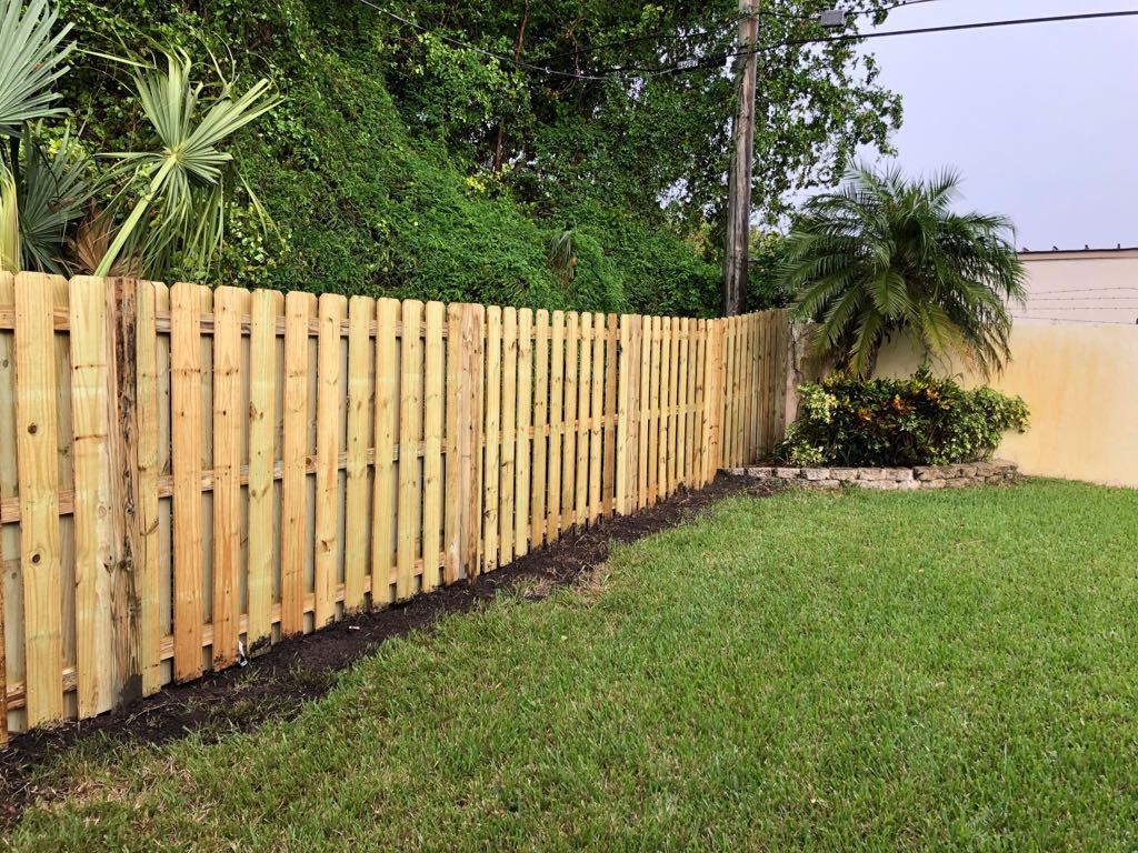 Common Fencing Styles In Plantation Fl within Best ...