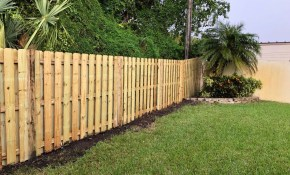 Common Fencing Styles In Plantation Fl within Best Backyard Fence
