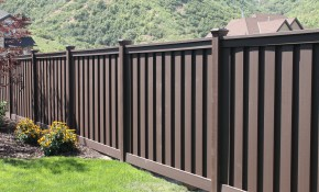 Composite Fence Cost Comparison Guide Fence Guides with Backyard Fencing Prices