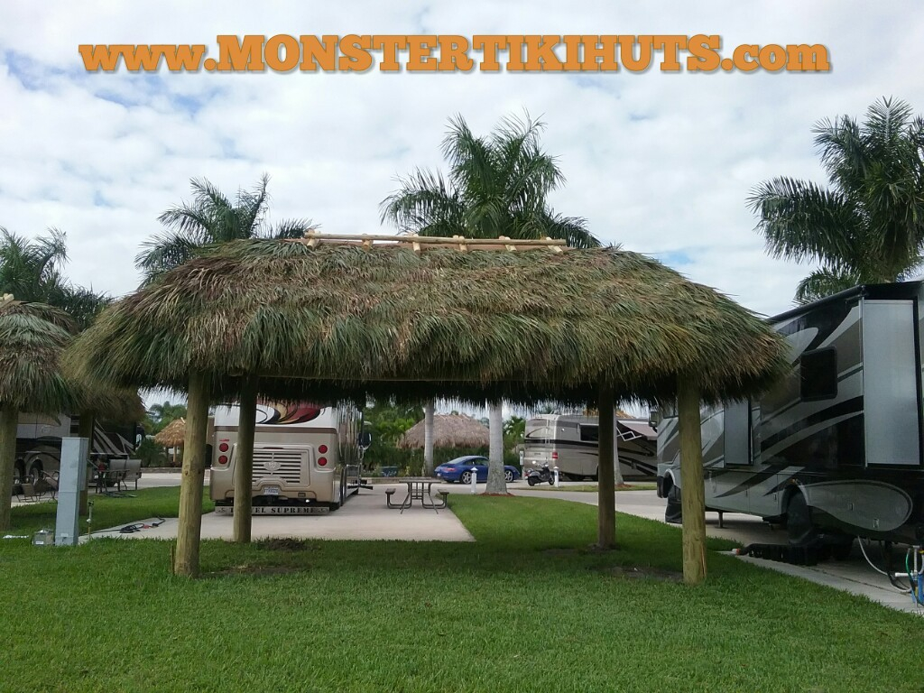 Cool Backyard Tiki Huts Ideas Monster Tiki Huts with regard to 11 Some of the Coolest Ways How to Build Backyard Tiki Hut Ideas
