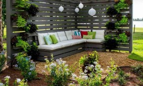 Easy Diy Backyard Seating Area Ideas On A Budget 8 with regard to 11 Clever Ways How to Make Backyard Seating Ideas