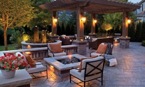 Elegant Simple Outdoor Patio Ideas And 21 Stunning Diy pertaining to Simple Backyard Patio Ideas