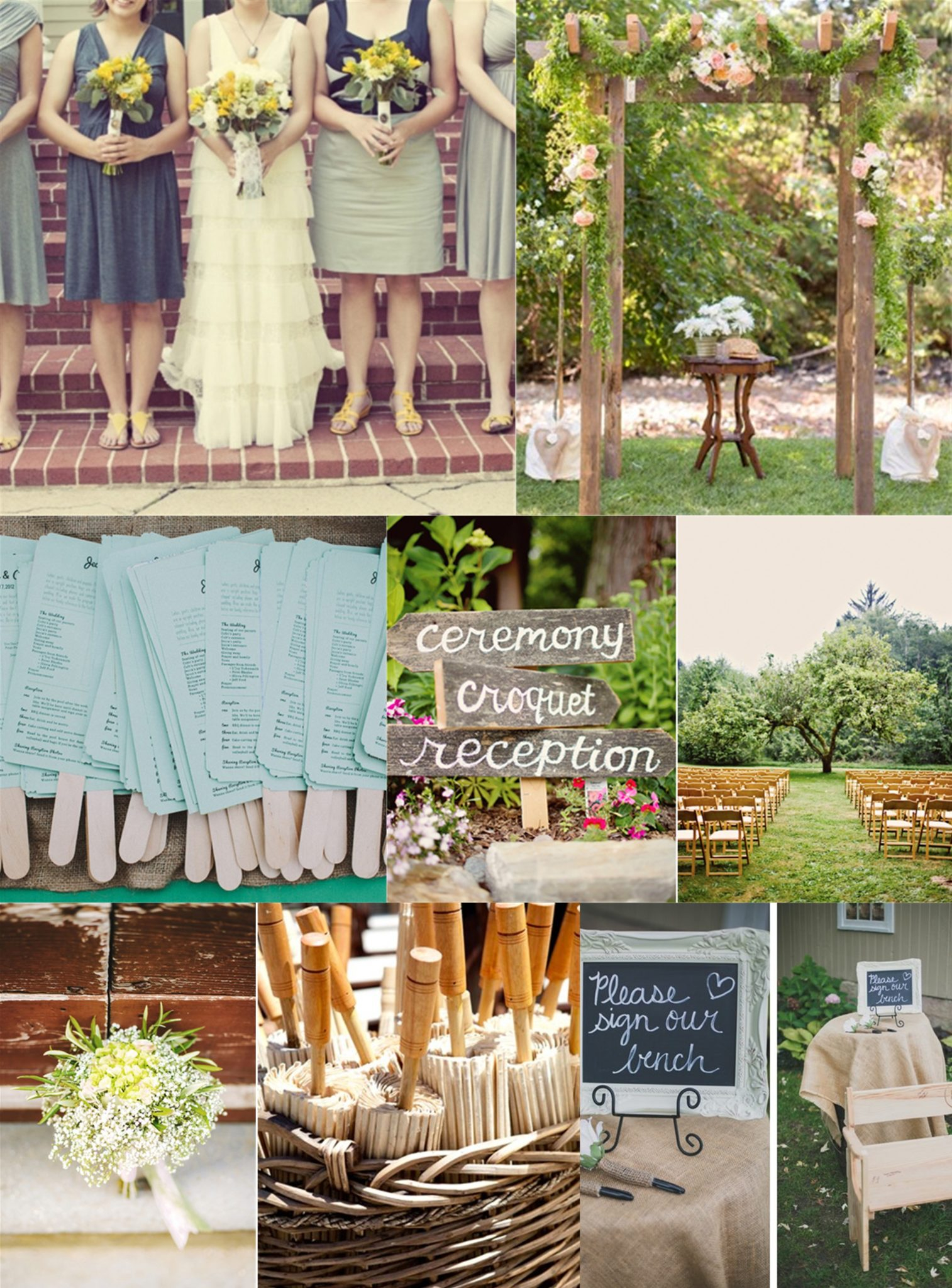 Essential Guide To A Backyard Wedding On A Budget in 11 Genius Concepts of How to Upgrade Wedding Backyard Ideas