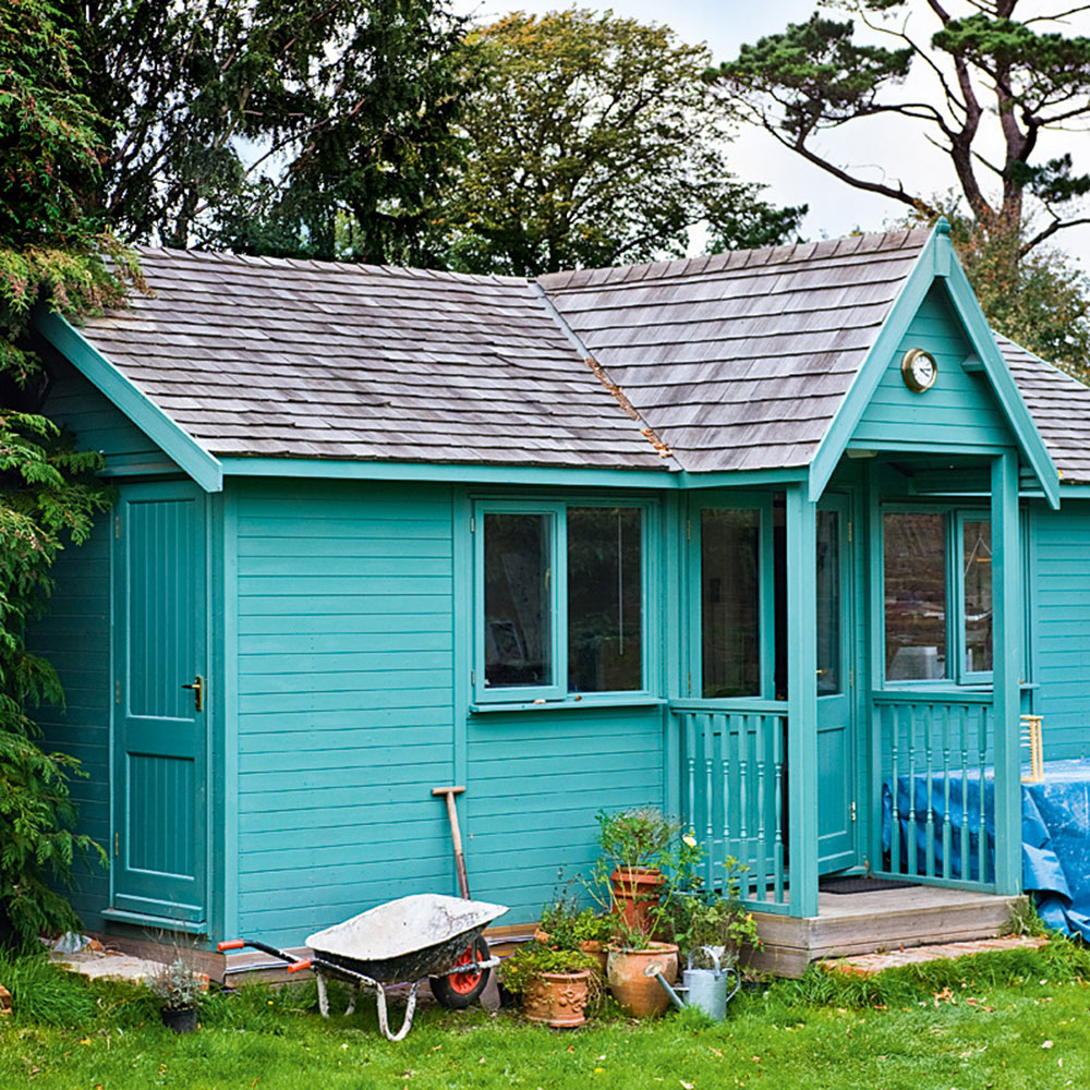 Garden Shed Ideas Project Ideas And Designs For Outdoor Rooms in Backyard Shed Ideas