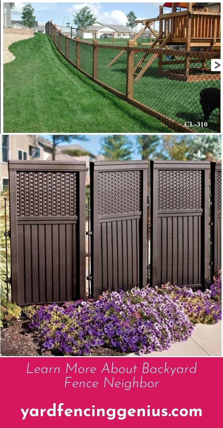 Go To The Website To Read More On Backyard Fence Options inside Backyard Fence Options