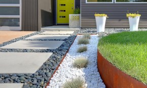 Gravel Landscaping Ideas Front Yard Decor Its within 10 Genius Ideas How to Upgrade Backyard Gravel Ideas