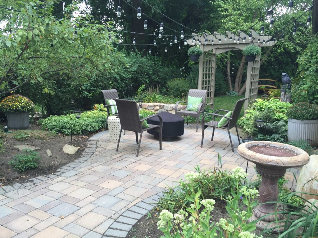 Hardscape Ideas For Small Backyards for 12 Genius Designs of How to Improve Ideas For Small Backyards