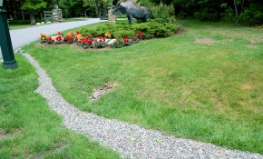 How To Install A French Drain In Your Landscaping with 11 Some of the Coolest Initiatives of How to Makeover Backyard Drainage Ideas