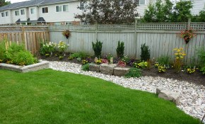How To Make A Low Maintenance 2018 Simple Backyard Landscaping Ideas within 14 Some of the Coolest Initiatives of How to Makeover Low Budget Backyard Landscaping Ideas