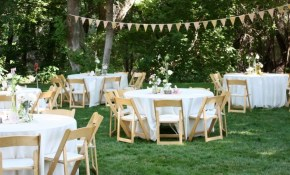 Image Of Ideas 14 Stunning Backyard Wedding Decorations with Backyard Bbq Wedding Ideas On A Budget