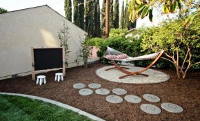 Inexpensive Small Backyard Ideas Home Design Fire Pit Diy intended for Simple Backyard Ideas On A Budget