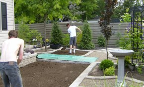 Landscape Design Ideas For Small Yards Your Diy And Decor for 15 Genius Initiatives of How to Improve Landscape Designs For Backyards
