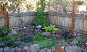 Lovely Corner Landscaping Ideas Step Into The Dark for 11 Clever Tricks of How to Build Backyard Corner Landscaping Ideas