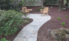 Modern Flagstone Walkway Ideas Flagstone Pathway for 15 Awesome Ideas How to Make Backyard Walkway Ideas