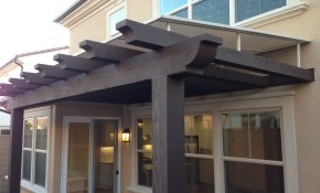 Pergola Design For Balcony Breathtaking Roof Cover With Wood Awning in Backyard Awnings Ideas