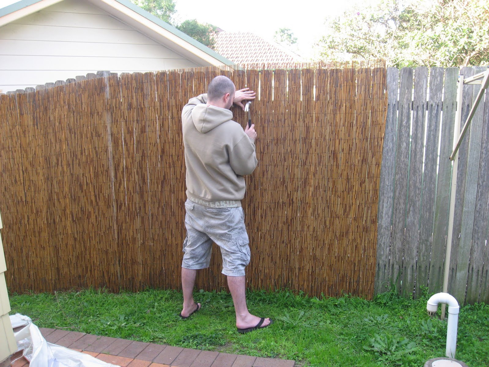 Privacy Fence Ideas For Backyard And Terrace within Privacy Fencing Ideas For Backyards