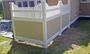 Privacy Fence Patio Backyard Ideas Best Of Overwhelming regarding Privacy Fencing Ideas For Backyards