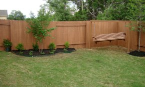 Simple Fencing Ideas For Your Backyard Garden Suites within Fences For Backyards