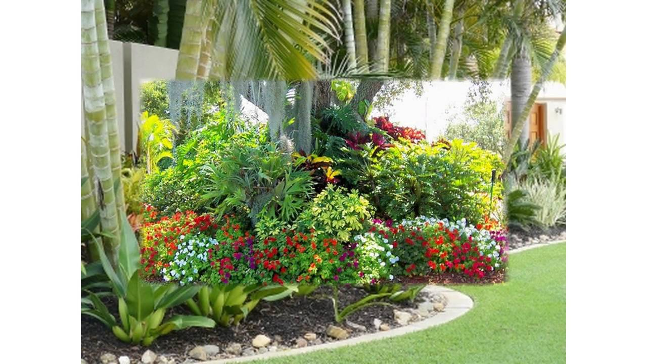 Small Tropical Garden Ideas with regard to 11 Clever Ways How to Improve Tropical Backyard Landscaping Ideas
