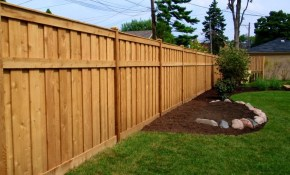 Solid Wood Design Privacy Fencing Ducksdailyblog Fence within Backyard Wood Fence Ideas