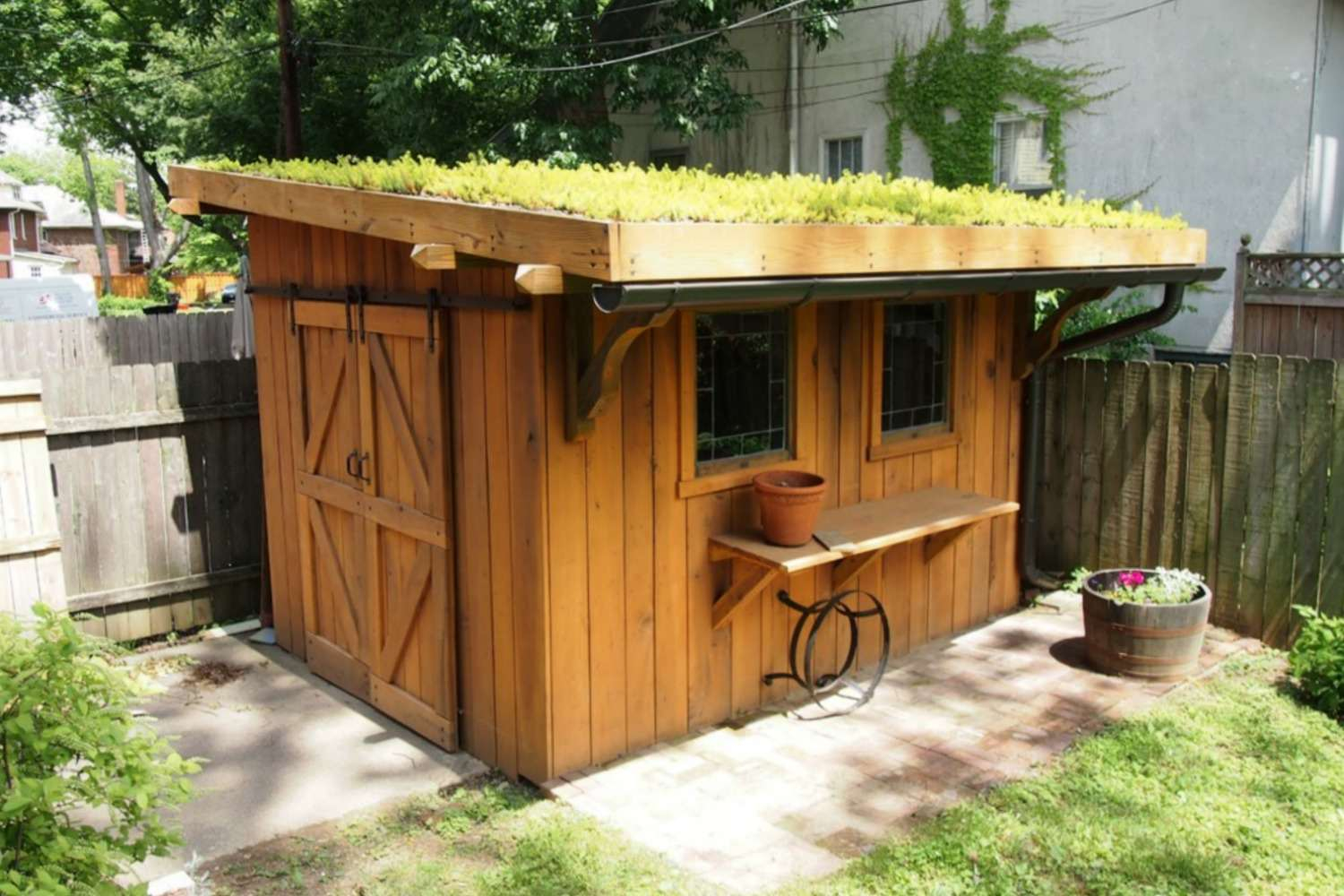 Stylish Shed Designs pertaining to 12 Smart Designs of How to Make Backyard Shed Ideas