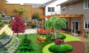 Wonderful Hillside Landscape Ideas Stunning Great Backyard with 12 Clever Designs of How to Improve Backyard Hillside Landscaping Ideas