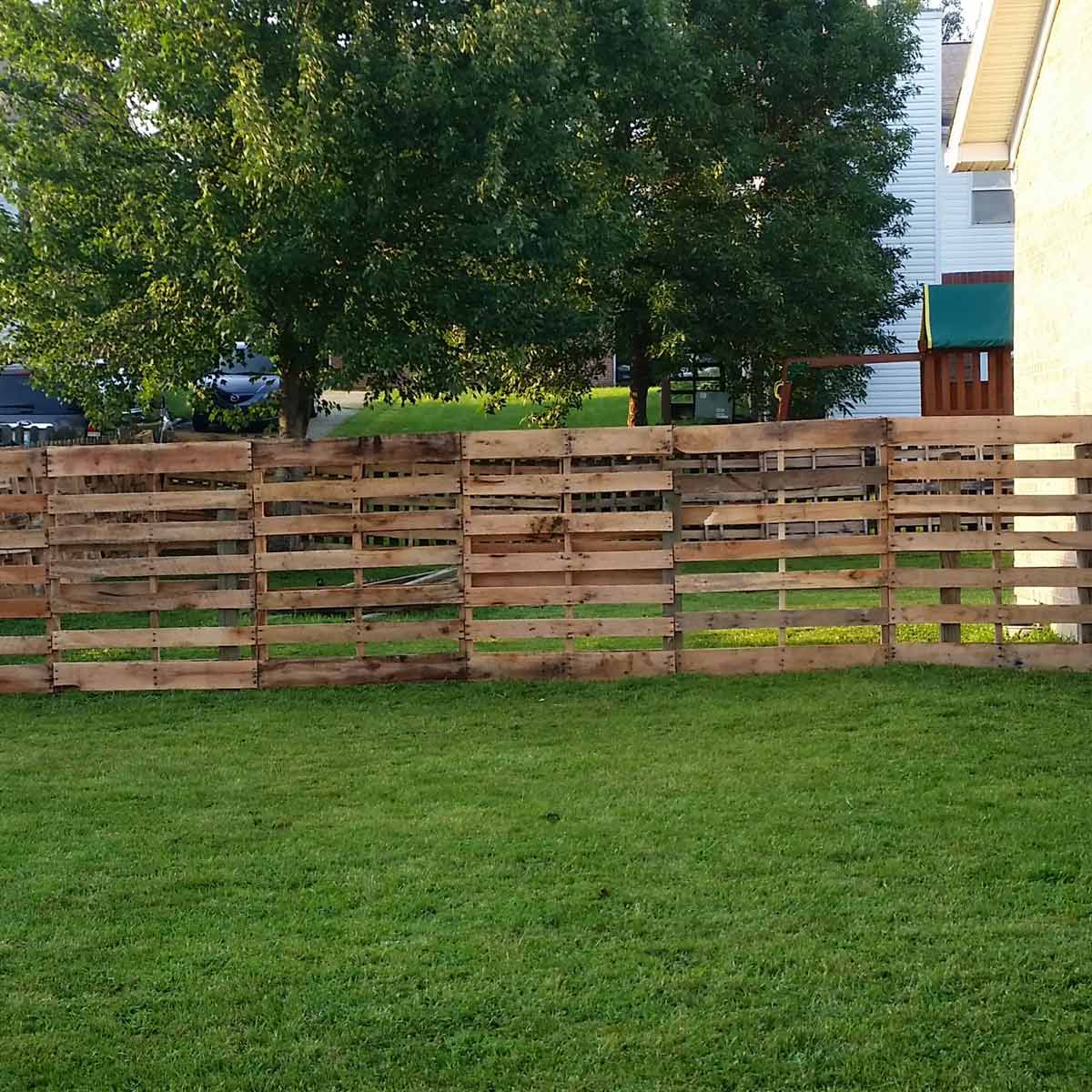 Yard Fencing 10 Modern Fence Ideas Family Handyman intended for 13 Smart Designs of How to Makeover Best Backyard Fence