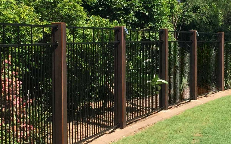 Yard Fencing 10 Modern Fence Ideas Family Handyman pertaining to Best Backyard Fence