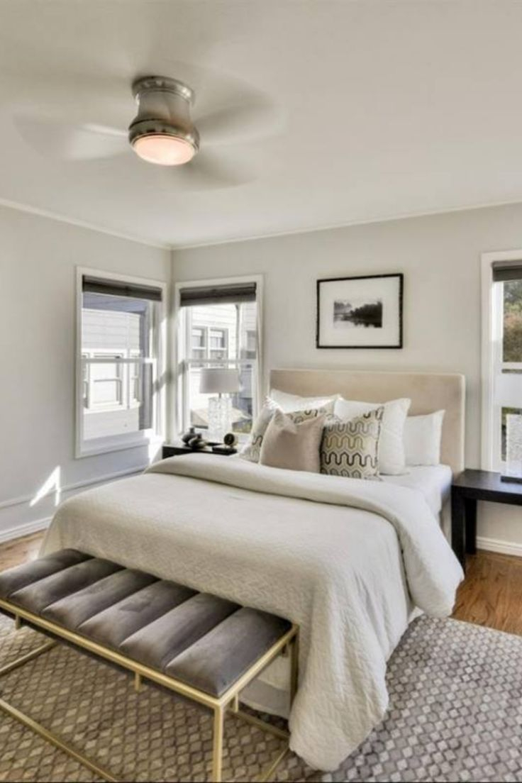 39 Guest Bedroom Decor Ideas Neutral Gray Modern Simple within 14 Smart Designs of How to Make Modern Bedroom Decorating