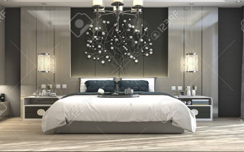 3d Rendering Luxury Modern Bedroom Suite In Hotel intended for 14 Some of the Coolest Initiatives of How to Makeover Modern Bedroom Suites