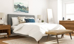 7 Mid Century Modern Bedroom Ideas To Try In Your Space inside Modern Bedroom Inspiration