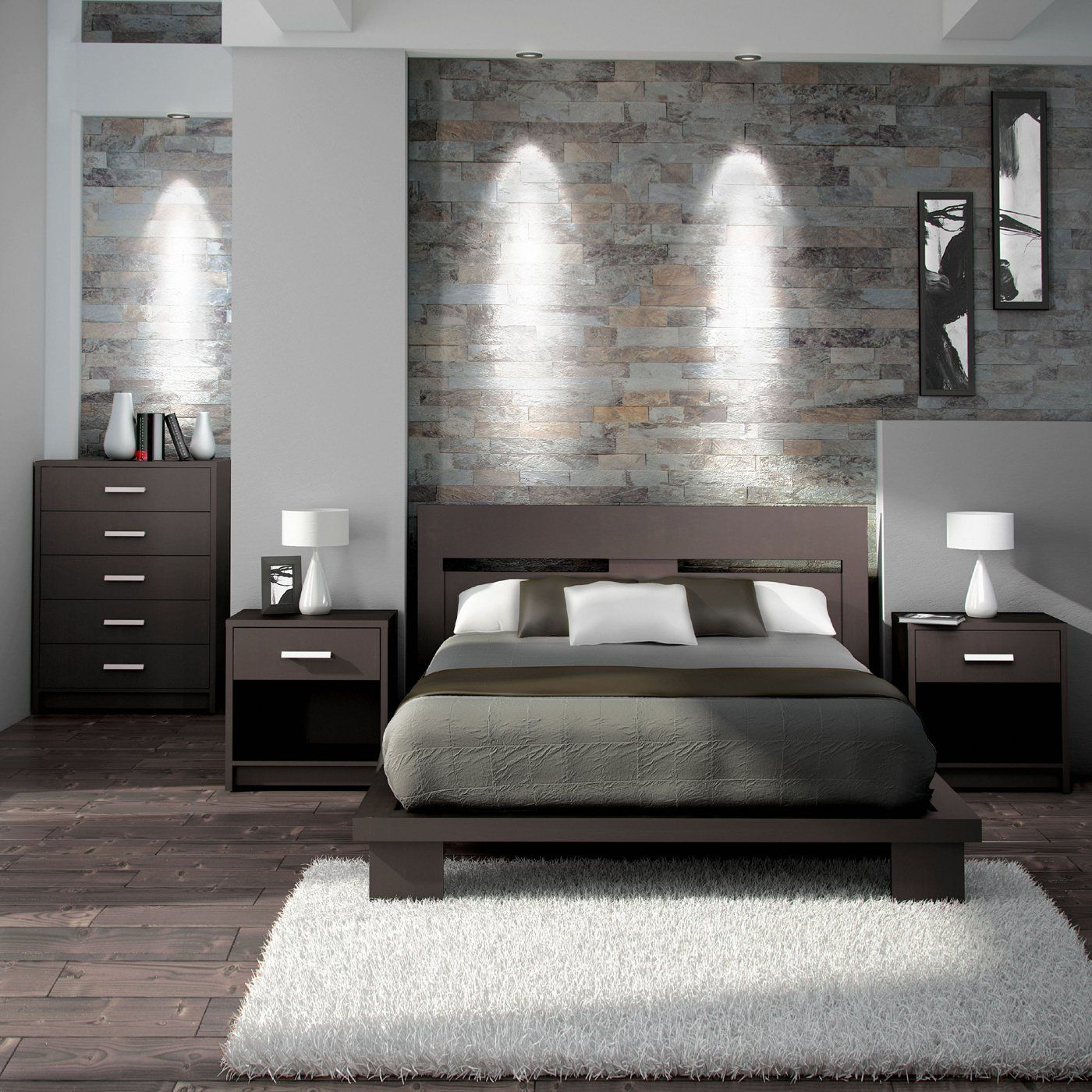 Black Bedroom Ideas Inspiration For Master Bedroom Designs within Modern Bedrooms