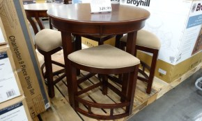 Broyhill Lenoir 5 Piece Counter Height Dining Set Costco for 14 Genius Designs of How to Craft Costco Living Room Sets