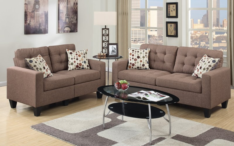 Callanan 2 Piece Living Room Set within 2 Piece Living Room Set