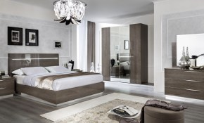 Camel Group Platinum Modern Italian Bedroom Set regarding Modern Italian Bedroom Sets