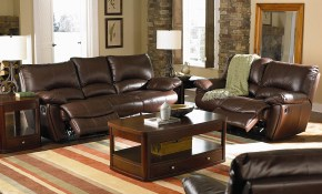 Coaster Clifford 2pc Brown Power Reclining Sofa Loveseat Set for 13 Awesome Designs of How to Improve Power Reclining Living Room Set