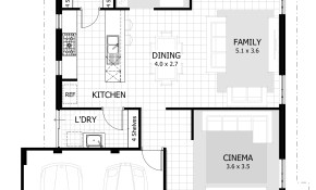 Collection 3 Bed House Plans Photos Interior Design Ideas with regard to Modern 3 Bedroom House Plans