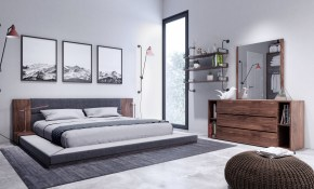 Defalco Platform 3 Piece Bedroom Set intended for 10 Awesome Initiatives of How to Make Modern Bedroom Collections