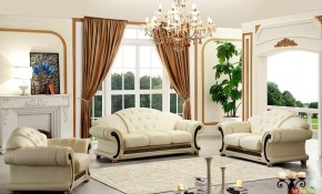 Details About Living Room Sofa Set Ivory Cream 100 Genuine Italian Top Grain Leather Beige for 14 Clever Initiatives of How to Make Italian Living Room Sets