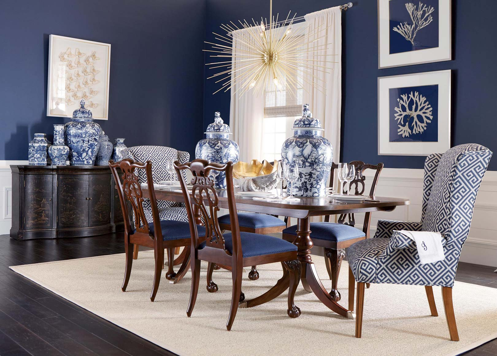 Dining Sets Room Antique Ethan Ideas Piece Allen Chairs intended for 12 Clever Ways How to Make Ethan Allen Living Room Sets