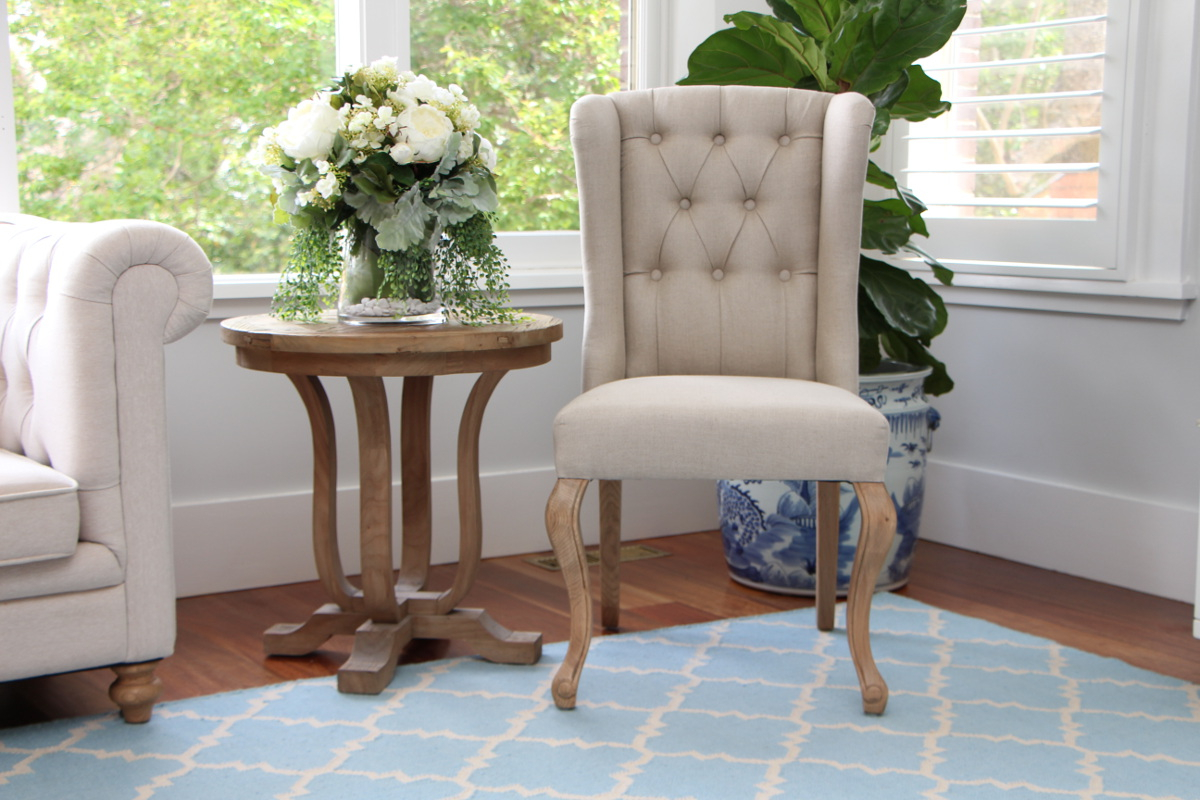 Grange French Provincial Dining Chair throughout French Provincial Living Room Set