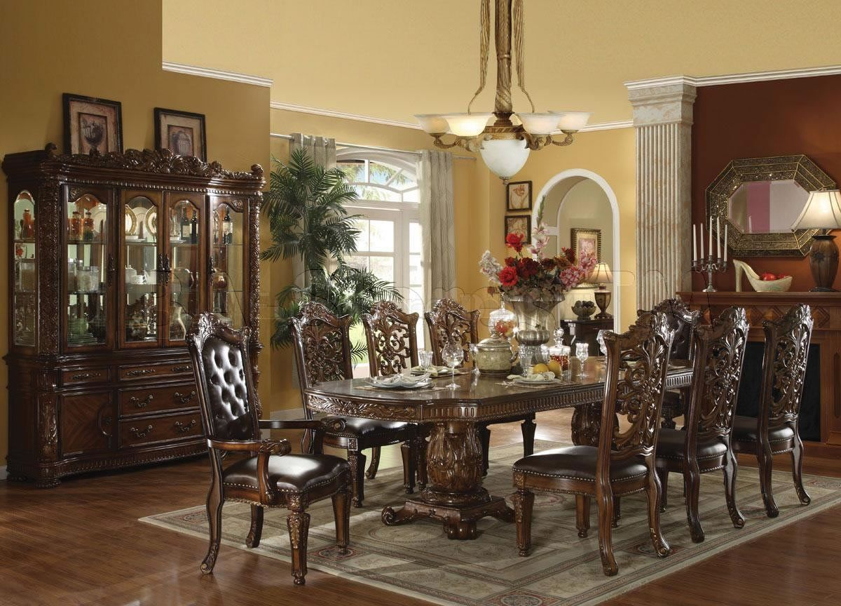 Illustration Of Perfect Formal Dining Room Sets For 8 pertaining to Formal Luxury Living Room Sets