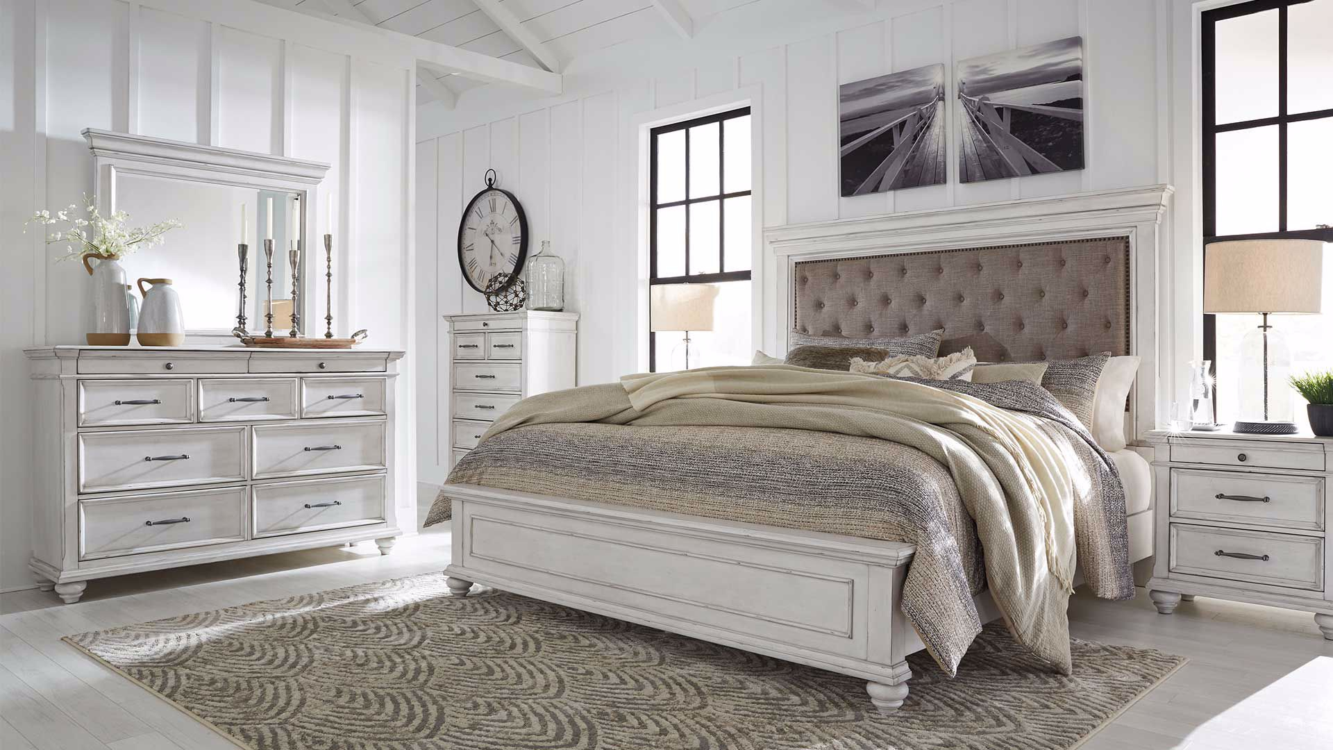 Inspirierend Bedroom And Living Room Sets Large Setups White intended for 11 Clever Tricks of How to Build Bedroom And Living Room Sets
