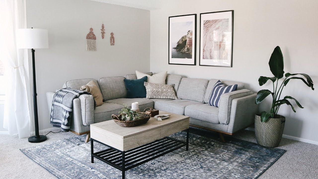 Living Room Apartment Makeover Laying Out Furniture Tips Decorating Ideas throughout 13 Genius Ways How to Upgrade Apartment Living Room Setup