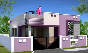 Low Budget Modern 2 Bedroom House Design Daddygif pertaining to Modern 2 Bedroom House Plans